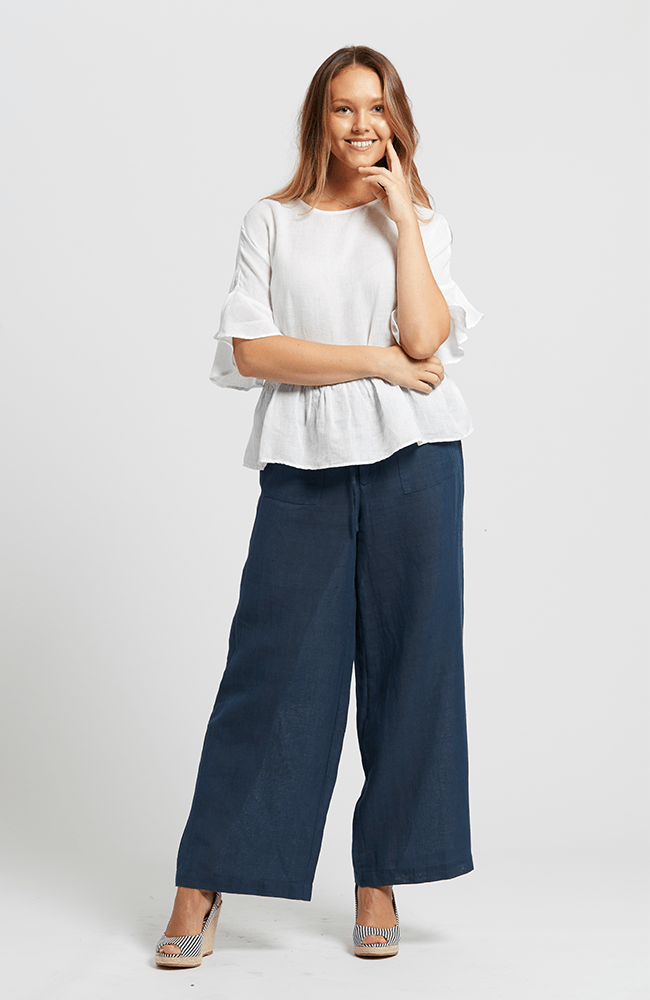 JADA Pants -Unlined - Navy