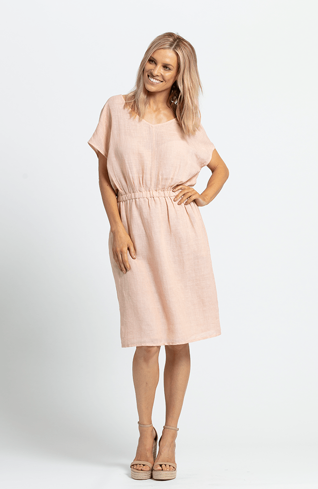 JILLY Dress - Blush