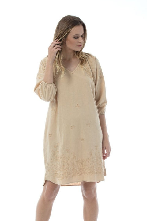 ROISIN - Dress Camomile