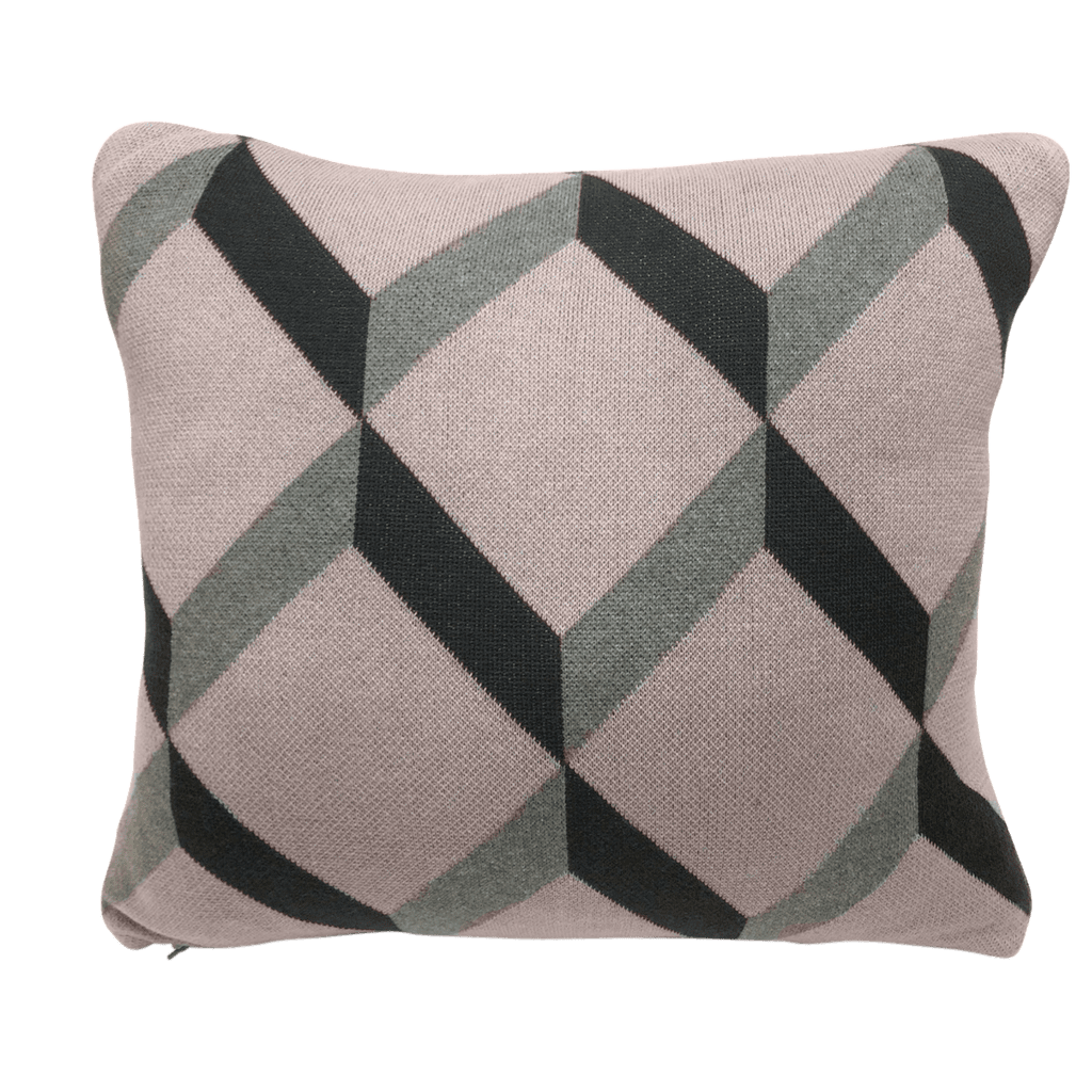 KARLSTAD Cushion cover- Pink