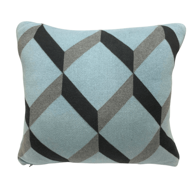 KARLSTAD Cushion - Blue