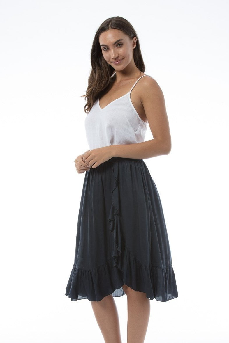 KIERA Skirt - Navy