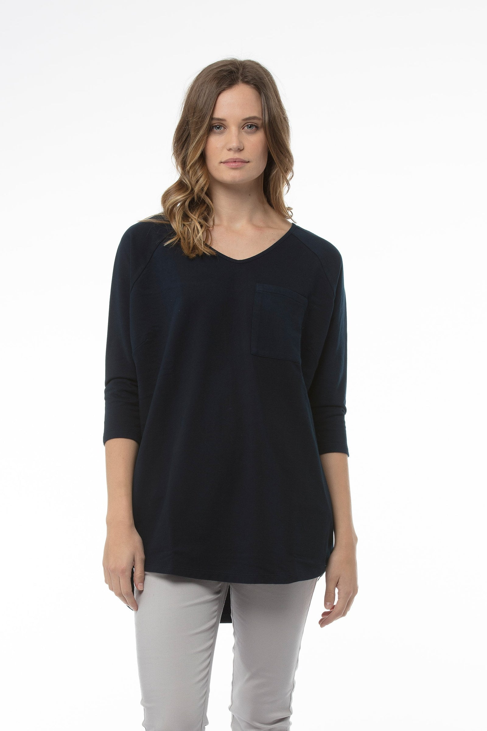 maisie-top-navy