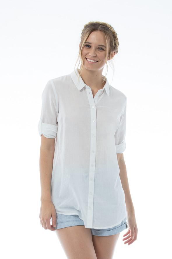 MARGOT Top - White