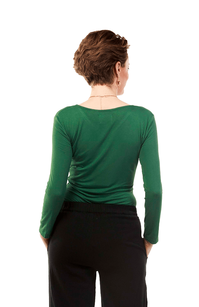 MICHELLE Top -Green