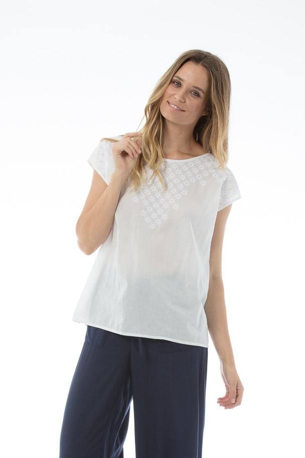 MINNA Top - White
