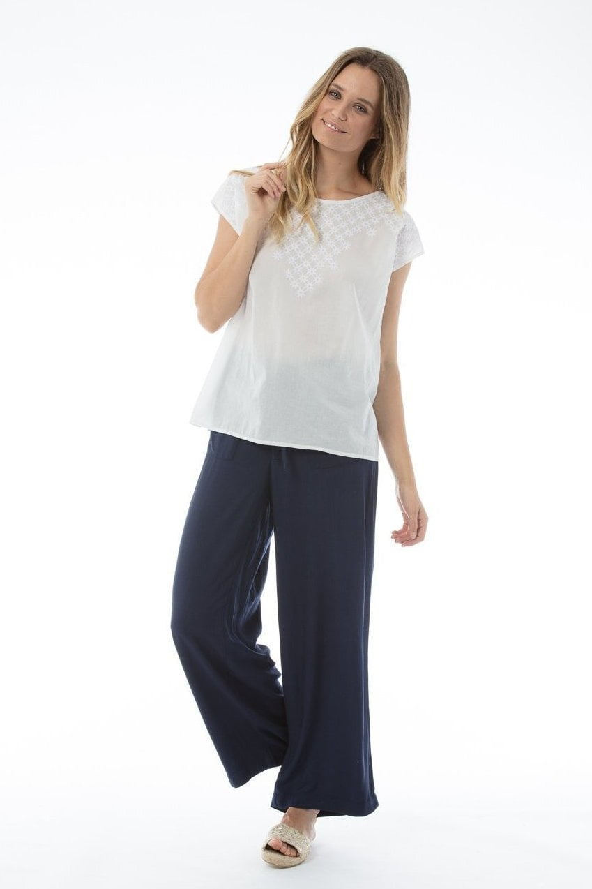 GEORGIA Pants - Navy