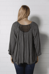 PAIGE Top - Grey