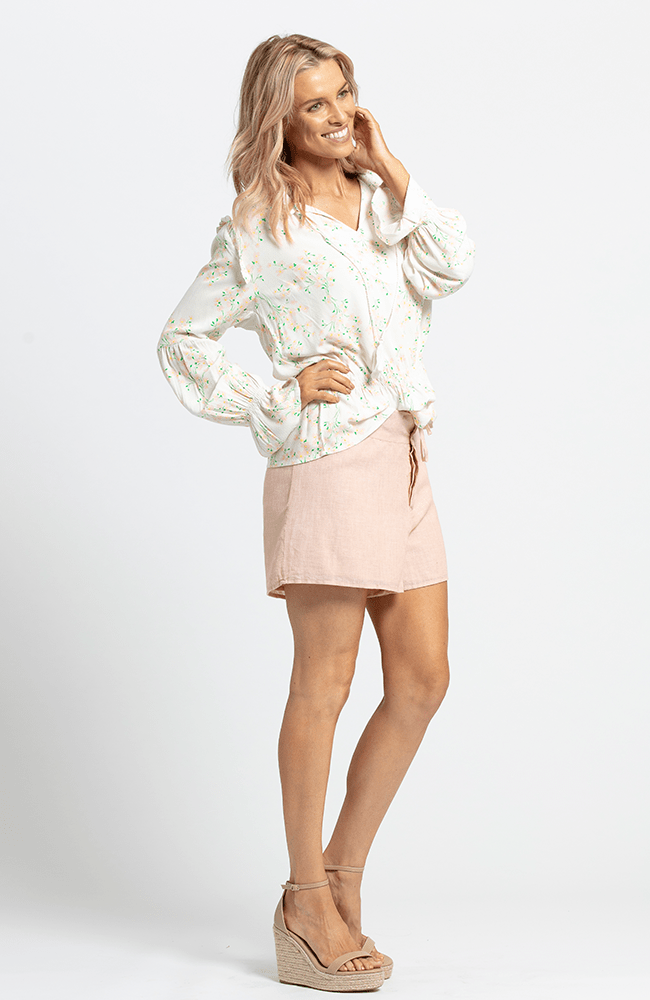 PEARL Shorts - Blush