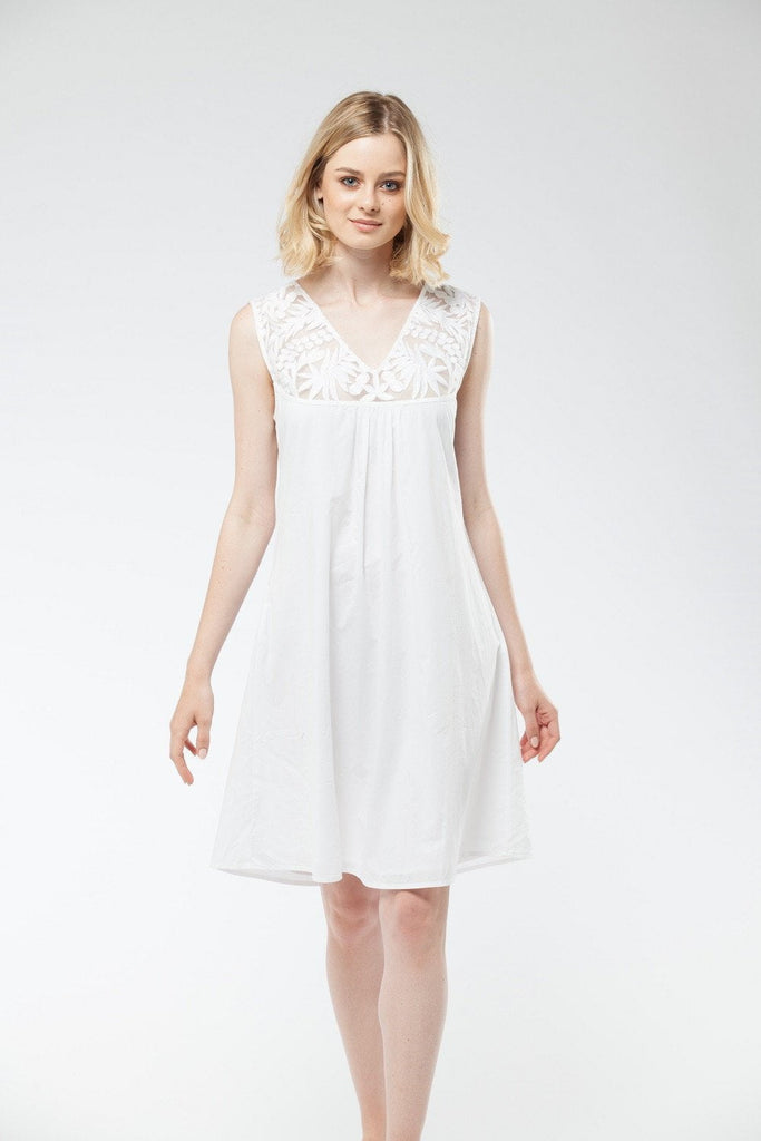 RENEE Dress - White