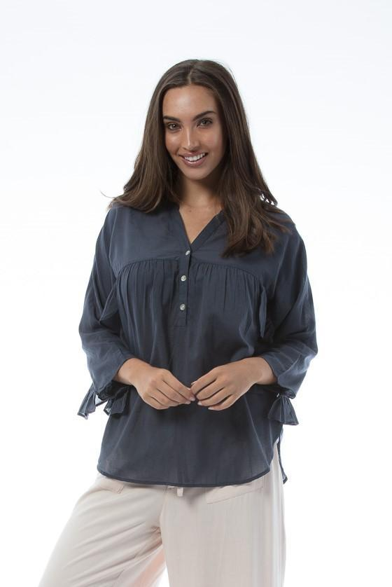 ROBIN Top - Navy