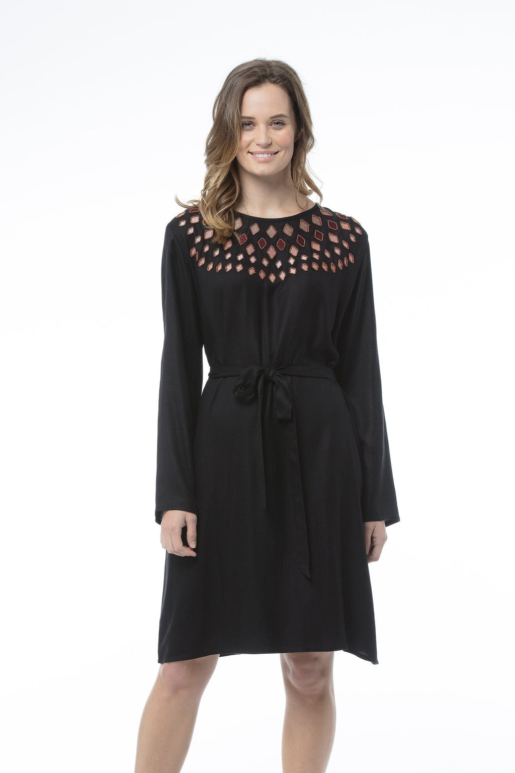 sabina-dress-black