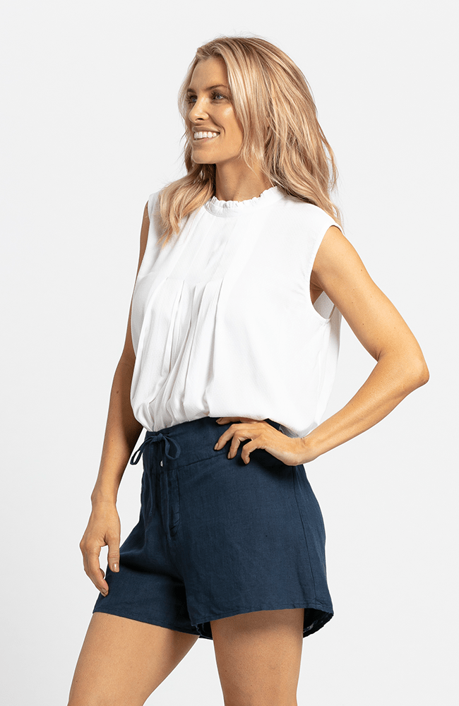 SALINA top - White