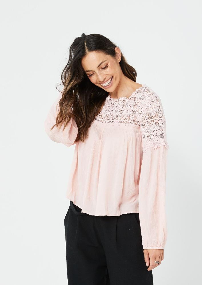 Sheree Top | Pink