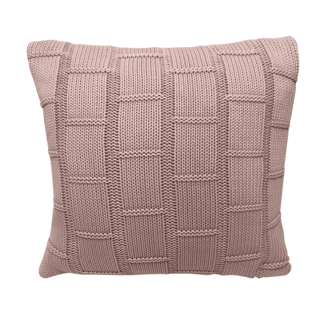 STOCKHOLM Cushion - Pale Pink