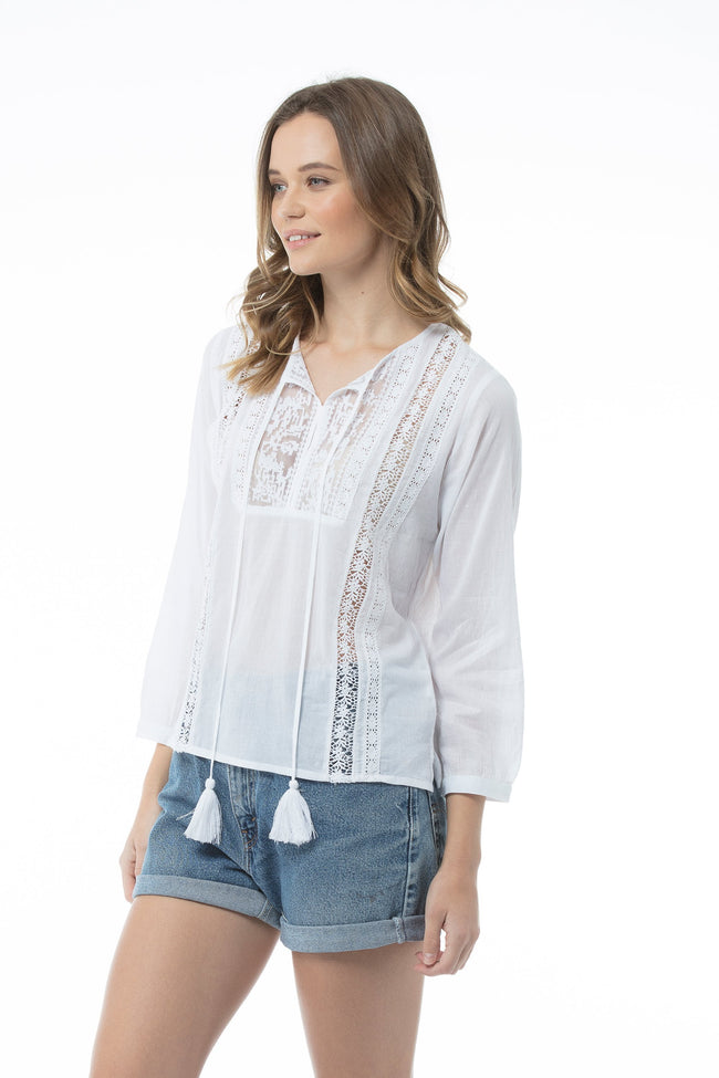 STORMA Top - White