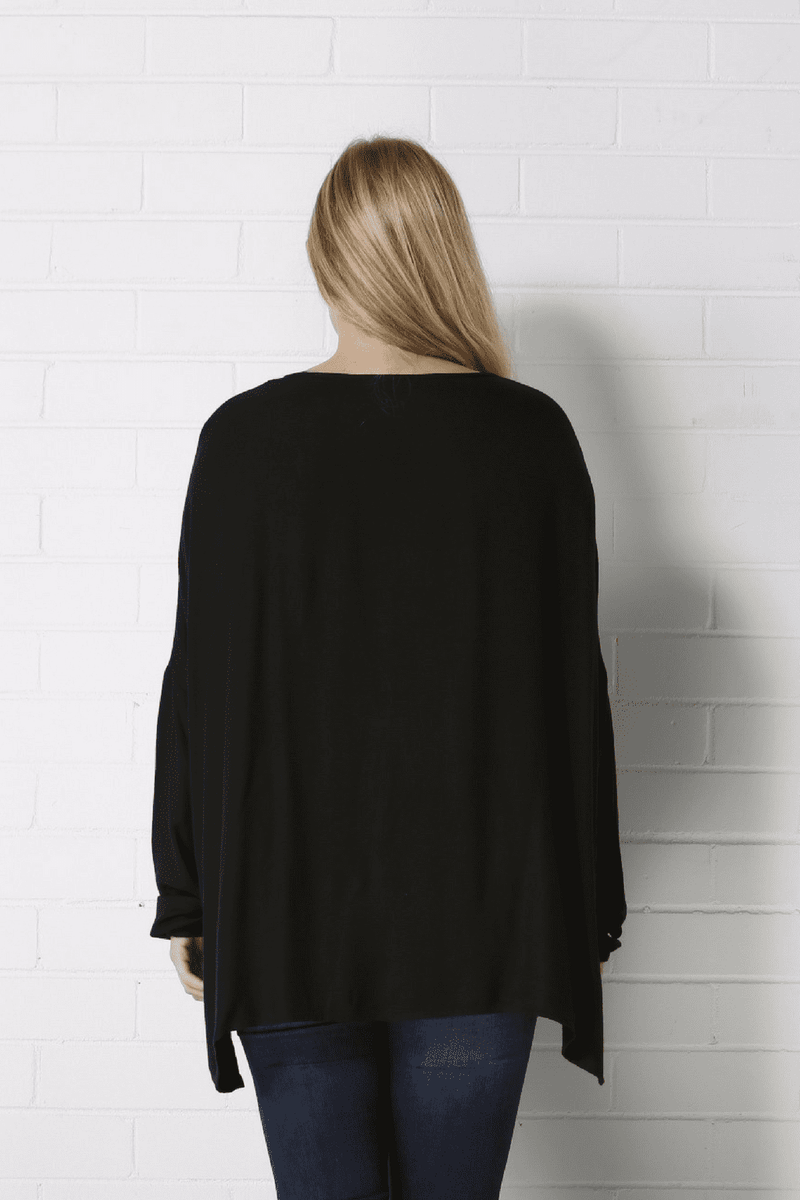 TAMMY Top - Black