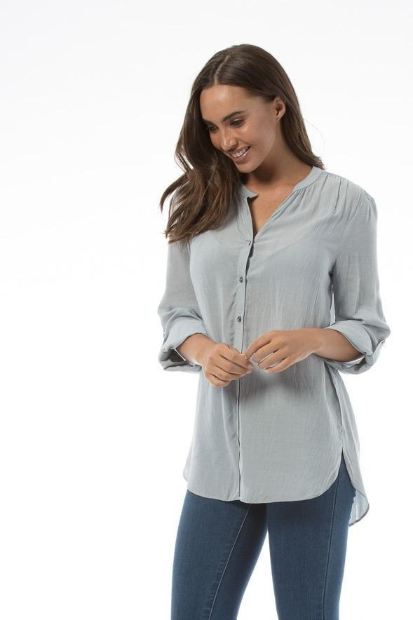 TEAGAN Top - Blue