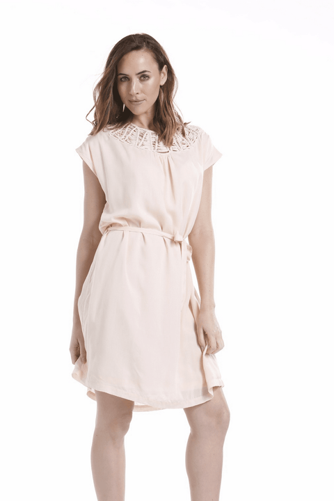 TESS- Dress Rose