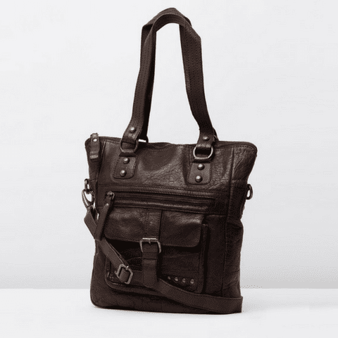 TUVA - Bag Dark brown