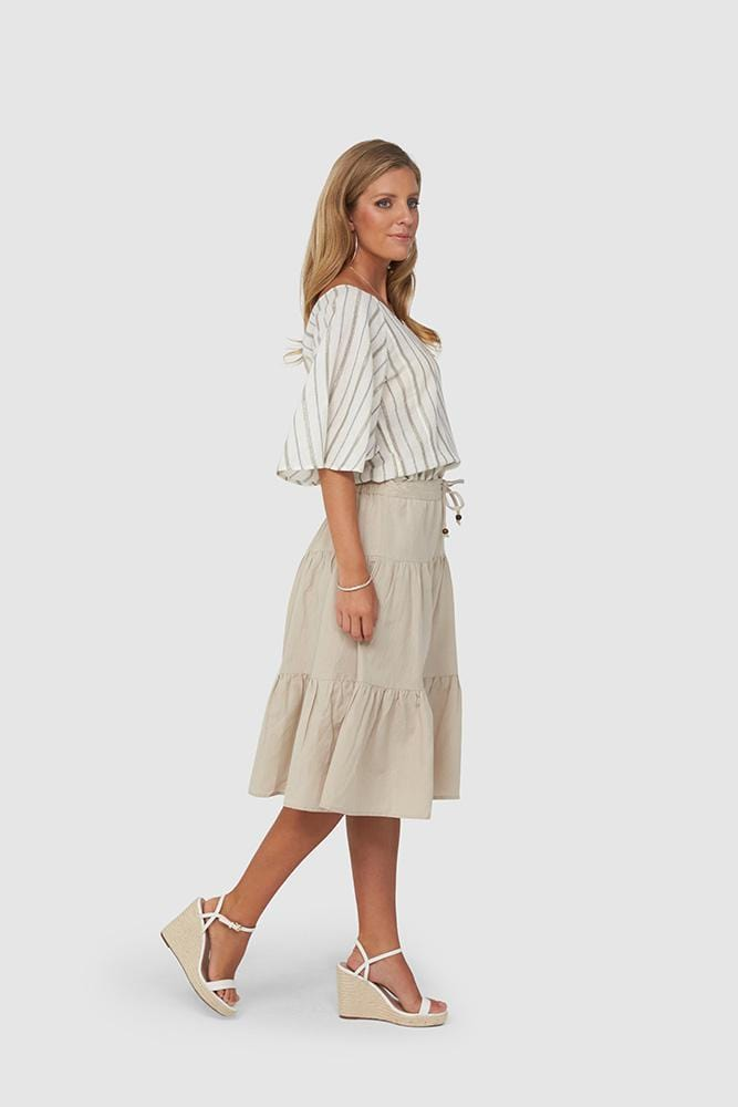 HAVANNA Skirt | Natural