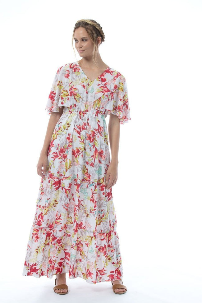 VALERIE Dress - Floral