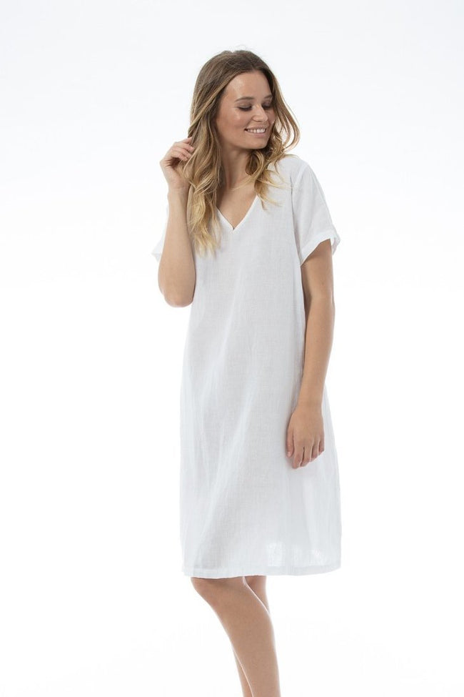 WILLA Dress - White