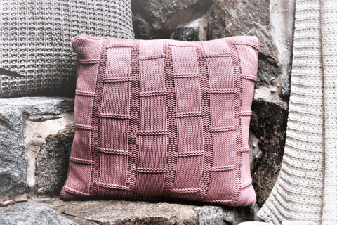 STOCKHOLM Cushion cover- Pale Pink