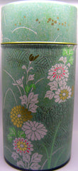 Japanese Green Meadows Tea Cannister 200g
