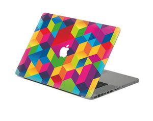 Colour block  Laptop Decal Sticker Skin