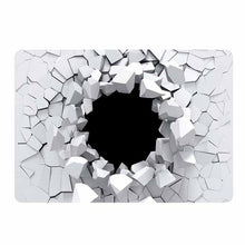 Load image into Gallery viewer, 3D Cracked Wall Laptop Skin for Apple Macbook Air Pro Retina 11 12 13 15 inch Mac