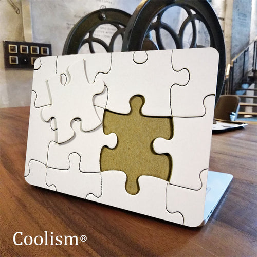 3D Puzzle Texture Laptop Full Cover Skin for Macbook Pro Air Retina 11 12 13 15 inch Mac Dell Protective Notebook Decal Sticker