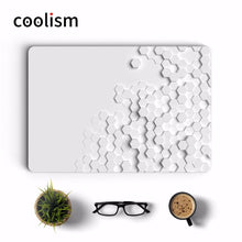 Load image into Gallery viewer, White 3D Diamonds Laptop Full Cover Skin