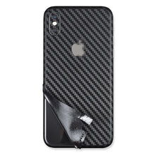 Load image into Gallery viewer, Ultra Thin Carbon Fiber Back Cover Sticker Film For iPhone X Xs Xr Xs Max Protector Skin For iPhone 7 8 6 6S Plus Decal Stickers