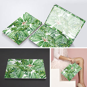 3 Sides Laptop Skin Notebook Stickers For Xiaomi Lenovo Dell Asus HP 14 15.6 inch Computer Decal Laptop Sticker Protector Case