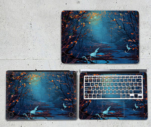 Laptop Skin Decal for Macbook Stickers