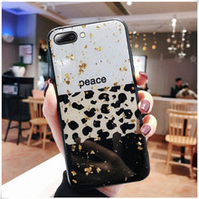 Load image into Gallery viewer, Luxury Leopard Skin Glitter Rhinestone Plush Lanyard Case For Samsung Galaxy S10 Plus S8 S8plus S9 S9plus Note 8 9 Fashion Case