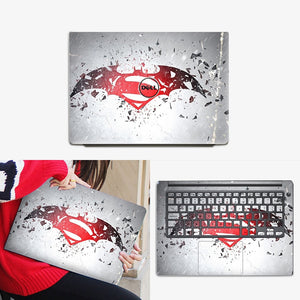 Notebook Skin Laptop Sticker For DELL XPS 13 9365 9370 9343 13.3'' 15 9550 9570 9575 15-9950 15-9570 15-9575 15.6'' Laptop Skin