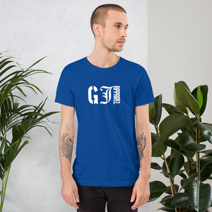 GJ Apparel 2 Short-Sleeve Unisex T-Shirt