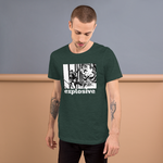 General Joshua Explosive Short-Sleeve Unisex T-Shirt