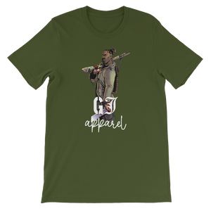 GJ Apparel General Joshua Short-Sleeve Unisex T-Shirt