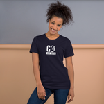 GJ Short-Sleeve Unisex T-Shirt