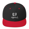 GJ Apparel Snapback Hat