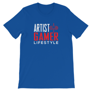 Artist + Gamer Short-Sleeve Unisex T-Shirt