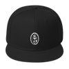 GJ Premium Wool Blend Snapback-GJ Apparel