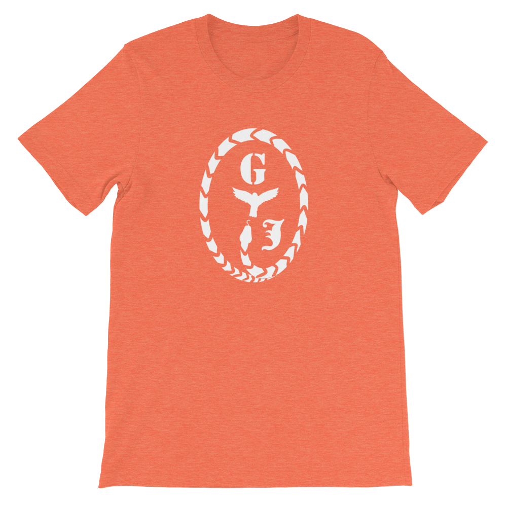 General Joshua logo Short-Sleeve Unisex T-Shirt