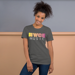 #WCE Music Short-Sleeve Unisex T-Shirt