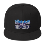 Nerdz and Hip Hop Snapback Hat