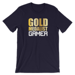 Gold Medalist Short-Sleeve Unisex T-Shirt