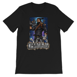General Joshua Short-Sleeve Unisex T-Shirt